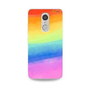 Capinha para Lenovo K6 - Rainbow