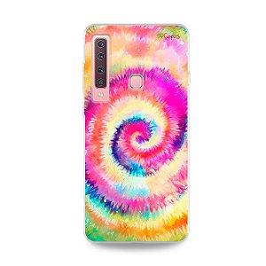 Capinha para Galaxy A9 2018 - Tie Dye