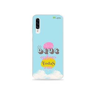 Capinha para Galaxy A30s - Amar a Deus