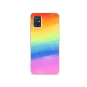 Capinha para Galaxy A51 - Rainbow
