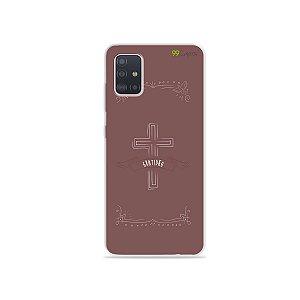 Capinha para Galaxy A51 - Gratidão