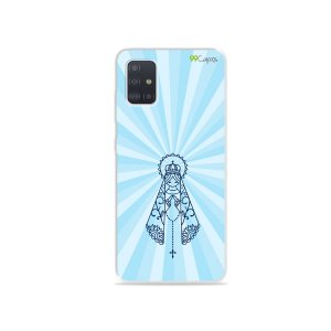 Capinha para Galaxy A51 - Nossa Senhora