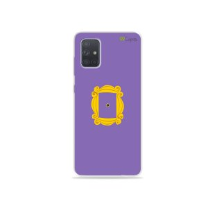 Capinha para Galaxy A71 - Friends