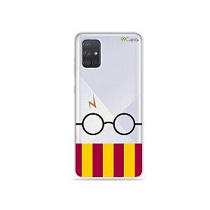 Capinha (transparente) para Galaxy A71 - H.P.