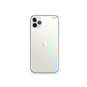 Capinha Holo Translúcida para iPhone 11 Pro