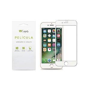 Película de Privacidade para iPhone 7 Plus (borda branca) - 99Capas
