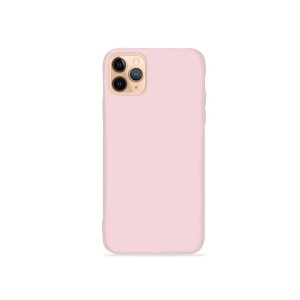 Silicone Case Rosa Candy para iPhone 11Pro (acompanha Pop Socket) - 99Capas