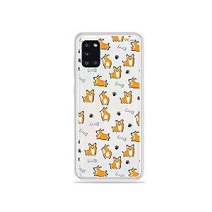 Capa Cãozinho para Galaxy A31