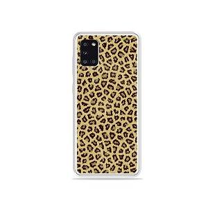 Capinha Animal Print para Galaxy A31