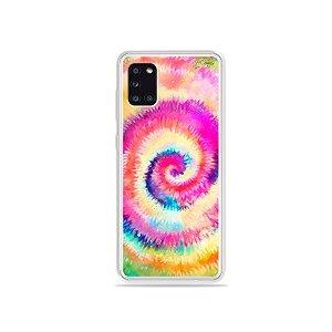 Capinha Tie Dye para Galaxy A31