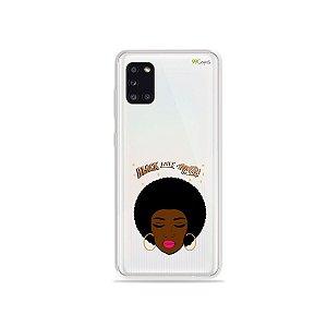 Capinha Black Lives para Galaxy A31