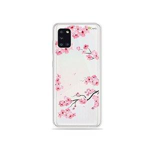 Capa para Galaxy Note 10 Plus - Cerejeiras