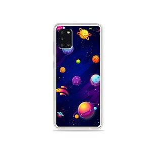 Capa para Galaxy Note 10 Plus - Galáxia