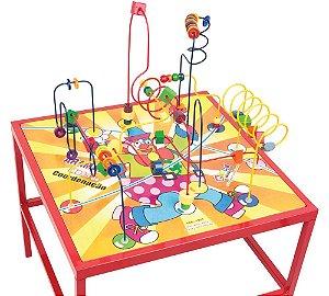 Aramado - mesa de coordenação