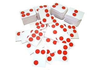 Braille sist avulso - EVA - 54 peças - Embalagem plástica