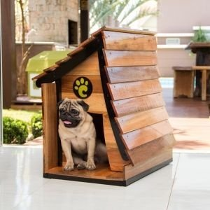 CARLU PET HOUSE - CROOKED