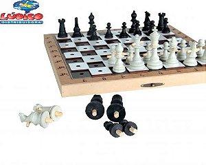 Jogo de xadrez adaptado
