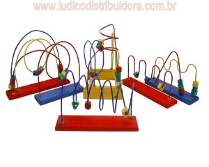Aramados - Conjunto Completo c/ 06 modelos