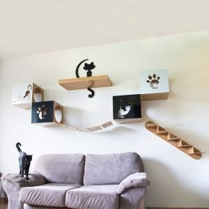 Carlu Pet House - Indoor Circuit Natural