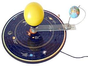 Planetário Escolar Educativo Iluminado 220v