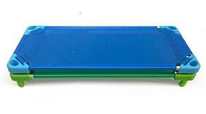 Caminha Empilhável Standart - medindo 1,24x0,55x0,14m