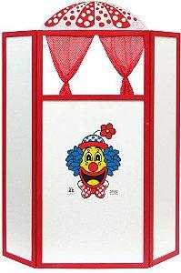 Teatro De Fantoches Grande 1 60x1 95cm