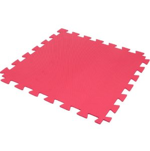 Tatame Eva Vermelho 1x1x1 100x100x1cm