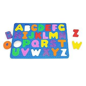 Alfabeto Prancha Em Eva