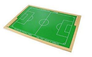 Brinquedo Educativo Futebol De Botao Em Mdf - CARLU