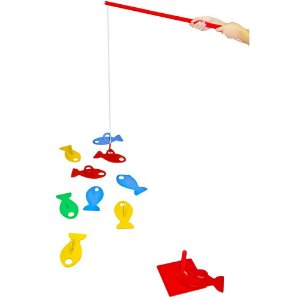 Pesque e brinque em MDF - 20 pc - Cx. papelao