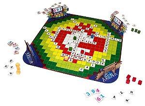 Brinquedo Educativo Léxico Arena Em Mdf 513 Peças - CARLU