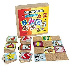 Memória Educativa Do Alfabeto De A A Z