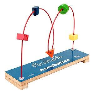 Brinquedo Educativo Aramado Acrobatico - CARLU