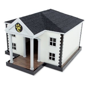 Carlu Pet House - White House