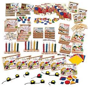 Kit MEC Matemática (FNDE – 55 Produtos