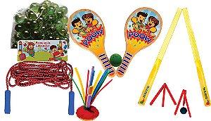 Kit Esportes Com 05 Jogos