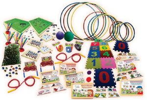 Brinquedo Educativo Kit MEC Recreaçao e Lazer (FNDE – 153 Produtos - FUNDAMENTAL