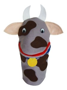 Fantoche Individual Vaca - FUNDAMENTAL