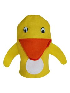 Fantoche Individual Pato