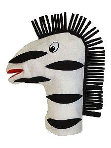 Fantoche Individual Zebra - FUNDAMENTAL