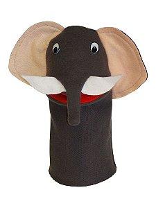 Fantoche Individual Elefante - FUNDAMENTAL