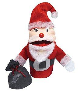 Fantoche Individual Papai Noel