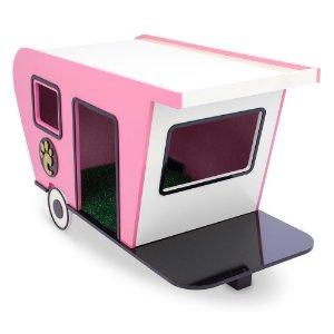 Carlu Pet House - Trailer Rosa