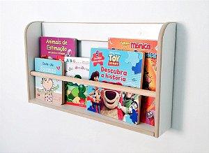 Prateleira de Livros Infantil