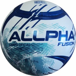 Bola de Futebol Campo Fusion Style - ALLPHA BOLAS