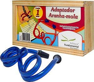 Brinquedo Educativo Adaptador Aranha-mola - FUNDAMENTAL