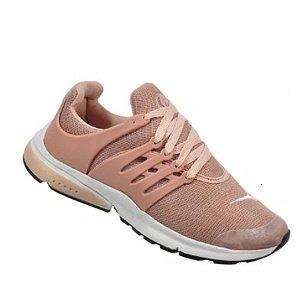 28e9f78e2f330 Tênis Running Feminino Rosé Red fox