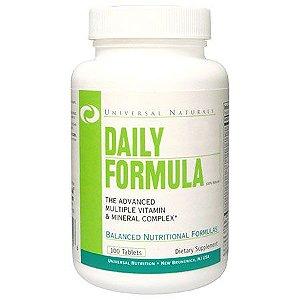 Daily Formula - 100 tabletes - Universal