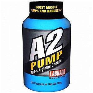 A2 Pump - 120 cápsulas - Labrada Nutrition