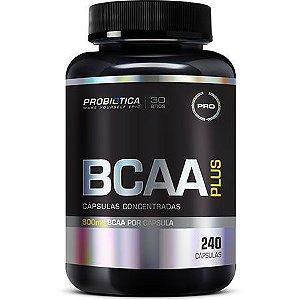 BCAA Plus - 240 Tabletes - Probiótica